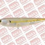 Lucky Craft Sammy 128 - Ghost Chartreuse Shad
