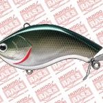 Lucky Craft Twisted Rosie 80 - Armed Shiner