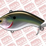 Lucky Craft Twisted Rosie 80 - Bullet Shad