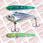 Detour Heart Attack 70S - Ghost Citrus Shad